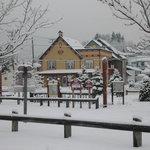 les matins d'hiver