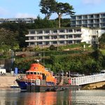 Devoncourt and Torbay Lifeboat