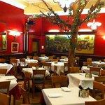Bar Roma dinning room