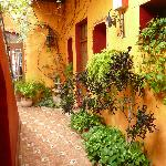 Photo de Casa Sacnicte Bed and Breakfast