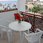 Barlovento balcony