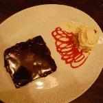 la torta al cioccolato