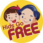 Kids Go Free - Two kids go free with every adult!