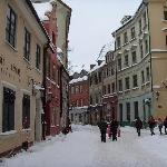 jauniela street