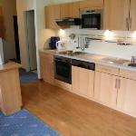Küche Villa Celia