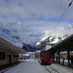 Engelberg Train Station