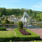 A view of our Fountains!