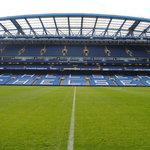 Visite du stade de Chelsea
