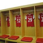 Visite du stade d'Arsenal
