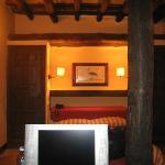 televisión que no funciona en ninguna habitación