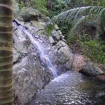 Beautiful Waterfall near Casita
