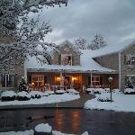 The Inn in the winter
