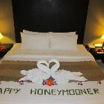 Honeymooners Welcome