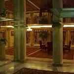 Hall dell'Hotel Club 27