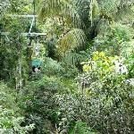 The aerial tramway