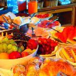 colazione breakfast