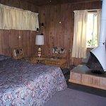 Cabin #3 interior