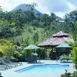 Pools & Arenal Volcano