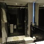Bathroom of 121 - Loved the body jets!