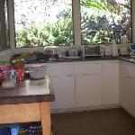 Communal Kitchen & BBQ use