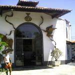 fachada capilla