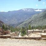 Vista de la ciudad de Purmamarca