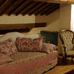 Le Ginestre relaxin g room/2nd bedroom
