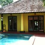 Another View of Villa With Private Pool