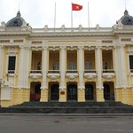 Opera house in Hanoi