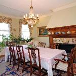 Dining Room, home of our 3-course breakfasts