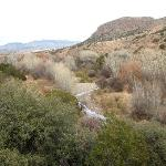 Bear Creek, below the Casitas