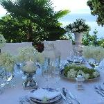 Svecana postava stola / Gala table setting