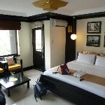 Our room (Apsara)
