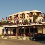 Hotel Aphroditi - general view.