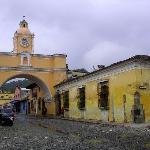 El Arco de Santa Catalina | St. Katheleen's Arch