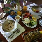delightful breakfasts