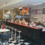 The Soda Fountain Cafe