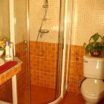 Suite Room - Shower Room
