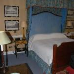 Glin Castle Bedroom 2008
