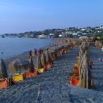 spiaggia di citara-Giardini Poseidon 1 km dall'hotel