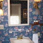 Sink outside bathroom (3rd floor room)