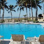 Las Villas Hotel Pool, Mazatlan, Mexico