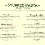Stuffed Pastas