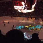 NHL試合観戦