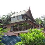 Jasmine villa - balcony