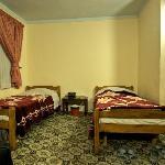 Bozorg-e-Noor: room