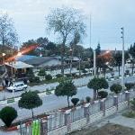Bozorg-e-Noor: room view over quiet alley