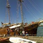 Santa Bernarda boat trip