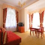Hotel Villa Gloria Marienbad Foto