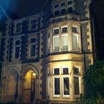 Regan Hotel, Cathedral Rd Cardiff